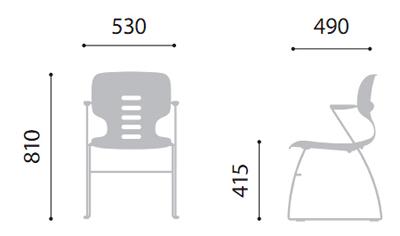 sidiz培训椅|培训椅|培训家具|OS365学校家具