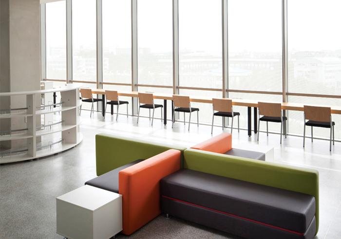 OF365阅览桌|阅览桌|图书馆家具|学校家具|校园家具-【OF365学校家具网】