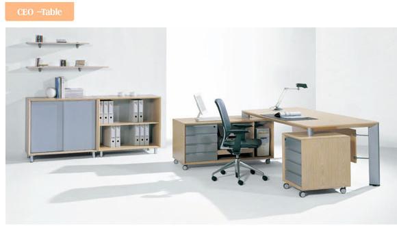 Verso班台|办公桌|学校办公家具|学校家具|校园家具-【OF365学校家具网】