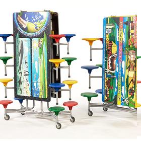 学校品牌家具