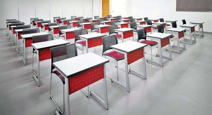 日本Aichi学生课桌椅-【OF365学校家具网】
